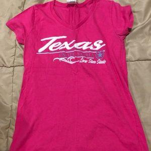 Texas t shirt